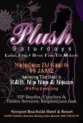 Plush Saturday's @ Kitchen 305 ***Ladies Free Entry & Drinks