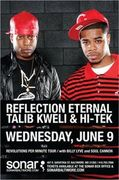 BILLY LYVE OPENING FOR TALIB KWELI & HI-TEK (REFLECTION ETERNAL) @ SONAR, WED., JUNE 9TH