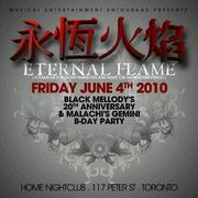 Eternal Flame - Black Mellody Celebrates 20 Years in Music