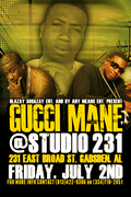 GUCCI MANE live in Concert