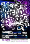 """Savage Da Beast Live in """"Hip Hop for the Headstrong - Bar Cardy's Album Release"""""""