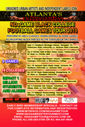 Wanted: Open Mic Promoters to Hold NDaGame Black College Tour Showcase