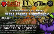 HIP-HOP CIPHER OF THE PIONEER & LEGENDS 7/24/2010