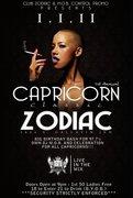 DJ M.O.B. MOB.Control Promo Presents The Capricorn Classic 1.1.11