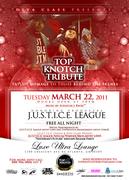 Diva Class Presents:TopKnotch Tribute Honoring J.U.S.T.I.C.E. League