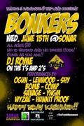 "SAVAGE DA BEAST LIVE IN ""BONKERS"" @ SONAR"