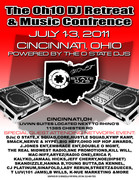 The Oh10 Dj Retreat and Music Confrence
