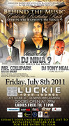 DJ Nina 9's (from Sirius/XM) Welcome To Atlanta Birthday Celebrate @ Luckie Lounge