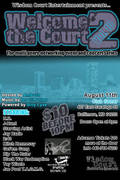 """WISDOM COURT ENT.'S """"WELCOME 2 THE COURT, VOL. 10"""", AUG. 11 @ SONAR"""