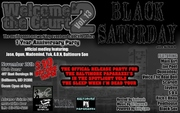 WELCOME 2 THE COURT, VOL. 13 - BLACK SATURDAY (1 YR. ANNIVERSARY PARTY)