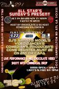 ALL STAR'S SUNDAY JAN 15TH 2012 @ CLUB 291 ON 3011 CAMPBELLTON RD ATL GA