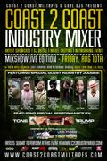 Coast 2 Coast & Hip-Hop Weekly present: Industry Mixer & Showcase