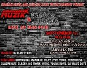 Maniak Muzik  & Wisdom Court Ent. Live at MJS Pub, in W. Va., Sat., Sept. 1st!
