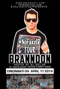 #NOFAKEID TOUR OF @THEBRANDDON BY DJ DOLLAR