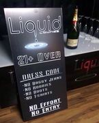 DJ DOLLAR AT GRAND OPENING OF @LIQUIDLOUNGEWV THIS THURSDAY