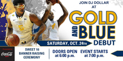 [NEWS] DJ DOLLAR SHALL BE RETURNING TO THE WEST VIRGINIA UNIVERSITY COLISEUM THIS MONTH.