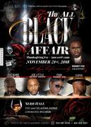 The All Black Excellence Affair (Milwaukee) #TheUnitedFront