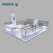 Custom jewellery shop counter design