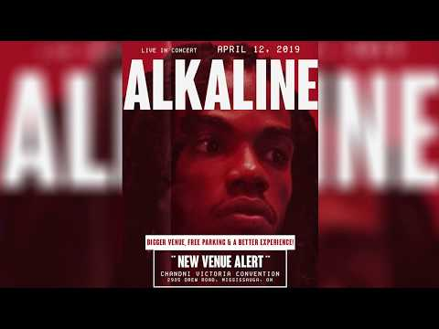 Alkaline Live in Toronto with his Band must watch performance vendetta