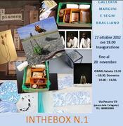 INTHEBOX #1. Una mostra a Bracciano