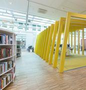 La Kista Bibliotek di Stoccolma è la migliore biblioteca pubblica nel mondo