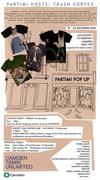 PARTIMI hosts: 18-24 DEC '09 ETHICAL POP UP SHOP IN CAMDEN