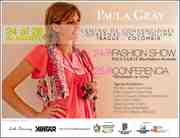 :: Paula Gray Presenting @ Sustainable Fashion Show at Colombia CALOR 2012