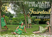 Fairetail Ethical Fashion & Arts Show @ Jasmine's Club SW17 7TG