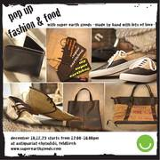 Pop Up Fashion, Food & Music with Super Earth Goods
