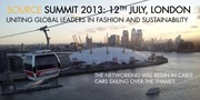 SOURCE Summit 2013: MOMENTUM