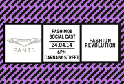 Call Out for Sustainable Brand - Carnaby Street Catwalk - Fashion Revolution