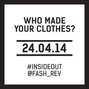 Fashion Revolution Day 24/04/2014