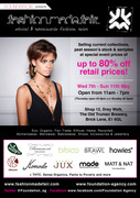 Fashion Made Fair Sample Sale