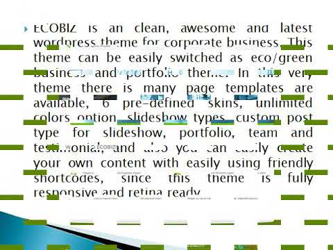 Consulting Wordpress Theme 3 Wp web Themes