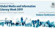 Global Media and Information Literacy Week 2019 Feature Conference