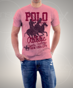 Polo Athletic Sports Academy Printed Tee Shirt