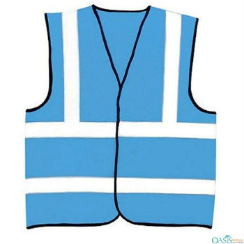 Blue Safety Vest Jackets Manufacturers USA