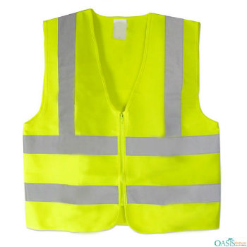 High Visibility Neon Safety Vests Manufacturers USA