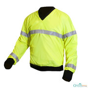 Lime Green Reversible Hi-Vis Sweater Supplier