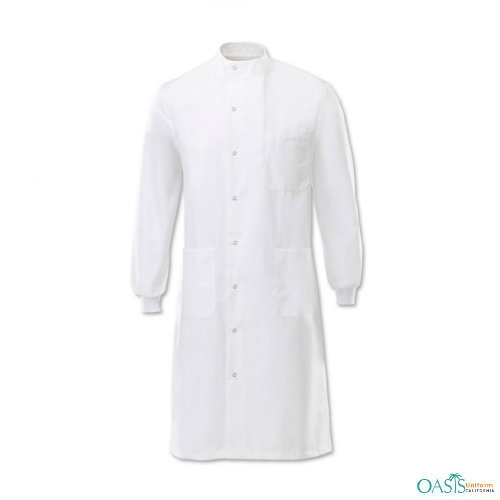 Plain White Lab Coat Suppliers