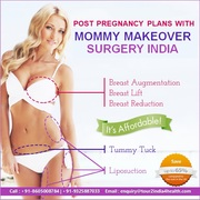Post Pregnancy Plans with Mommy Makeover Surgery in India