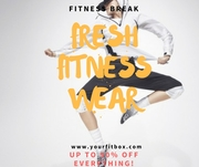 Workout Clothes Monthly Subscription