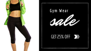 Enjoy Your Time At The Gym With An Exclusive Range Of Apparels From Gym Clothes