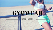 Spring Fitness Fashion Essential In Fun Fitness Apparel For Women