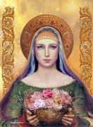 Tenho a proteção da Mãe Maria.