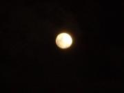 A lua ...
