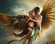 casal anjos