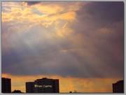 Reflexos nas nuvens