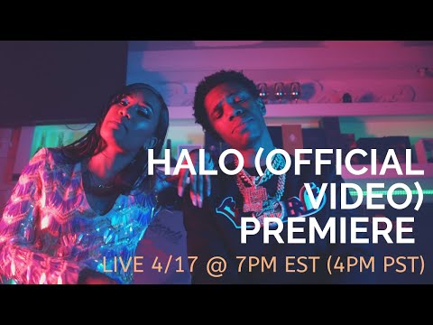 Cryssy Bandz - HALO ft. A Boogie wit da Hoodie (OFFICIAL VIDEO)