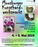 Moosburger Kunsthandwerksmarkt